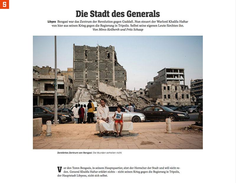 Libyen, Bengasi |Die Stadt des Generals 2