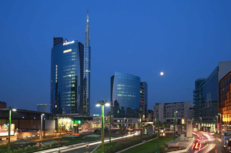 Isola: the Island of Milan