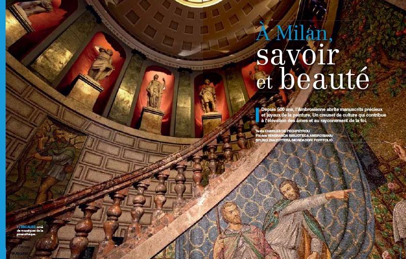 L'Ambrosienne. À Milan, savoir et beauté 1