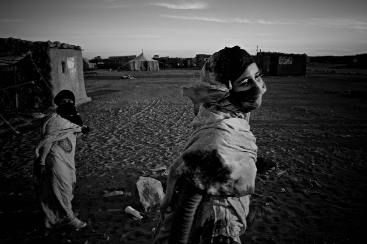 Saharawi. A People With No Land 40