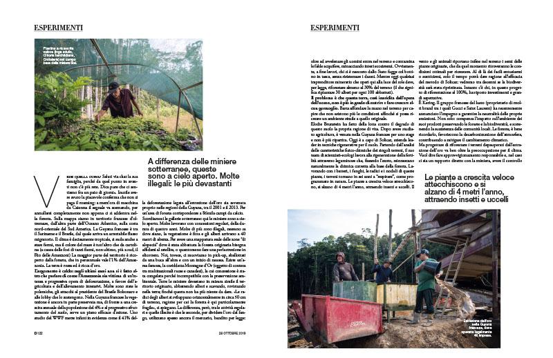 Guyana francese | Cercatori d'oro verde 2