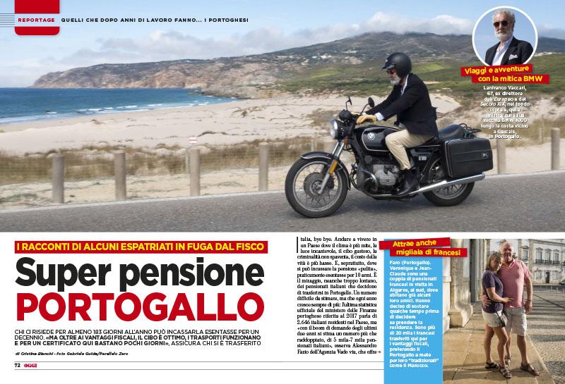 Super pensione Portogallo 1