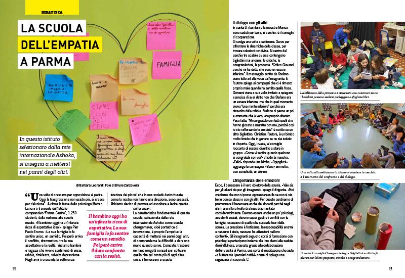 'Parma Centro' | La scuola dell'empatia a Parma 1