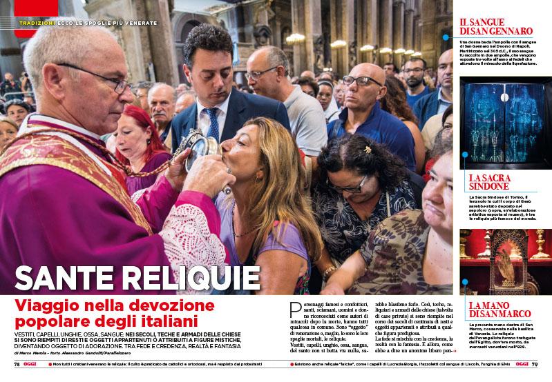 Italia | Sante Reliquie 1
