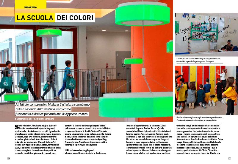Modena | La scuola dei colori 1