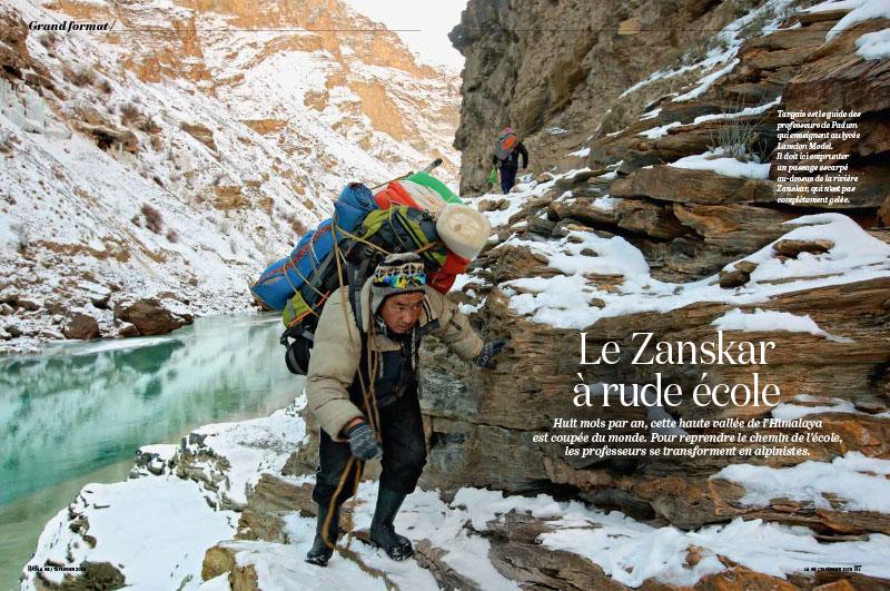 Himalaya | Le Zanskar à rude école 1