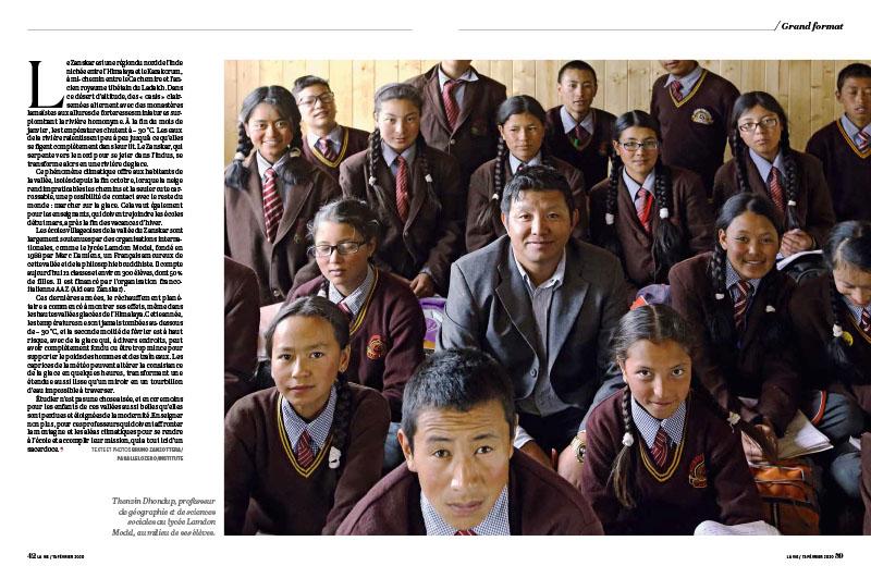 Himalaya | Le Zanskar à rude école 4