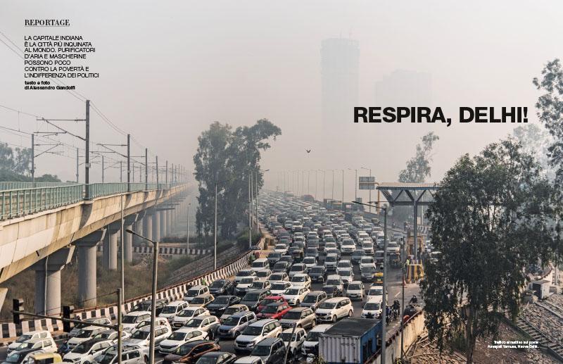 India | Respira, Delhi! 1