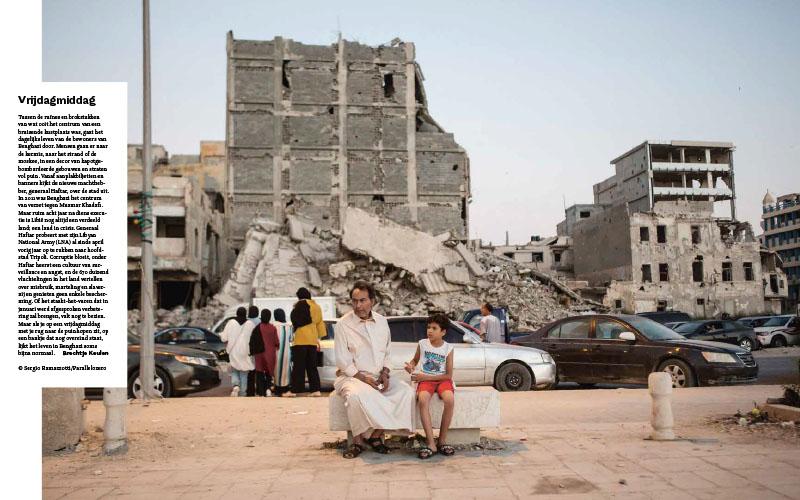 Libya | Vrijdagmiddag (Friday afternoon) 1