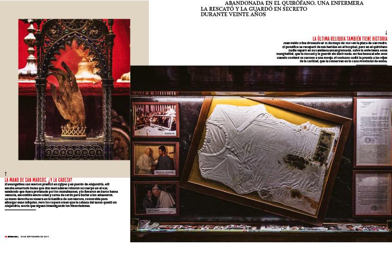 Italy | El poder de las reliquias 2