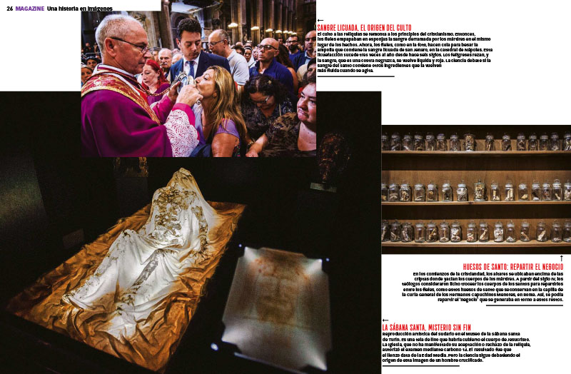 Italy | El poder de las reliquias 3