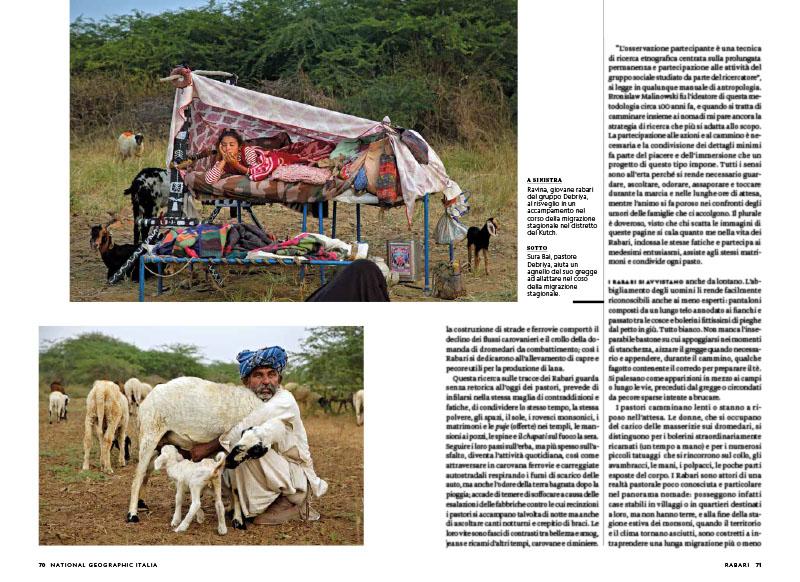 Gujarat Indiano | Rabari. Nomadi senza terra 3