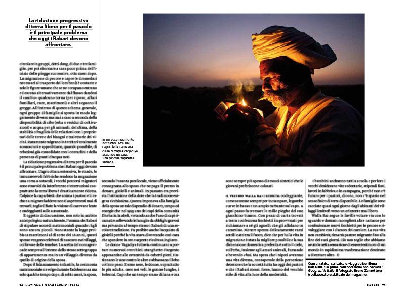 Gujarat Indiano | Rabari. Nomadi senza terra 5