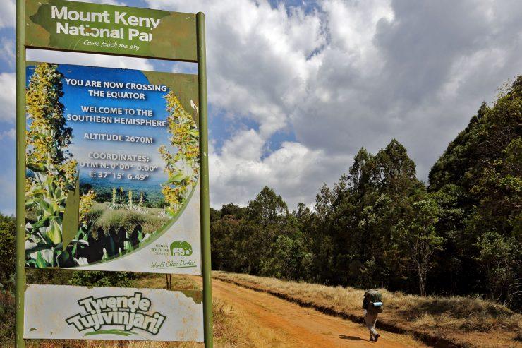 Escape to Mount Kenya 44
