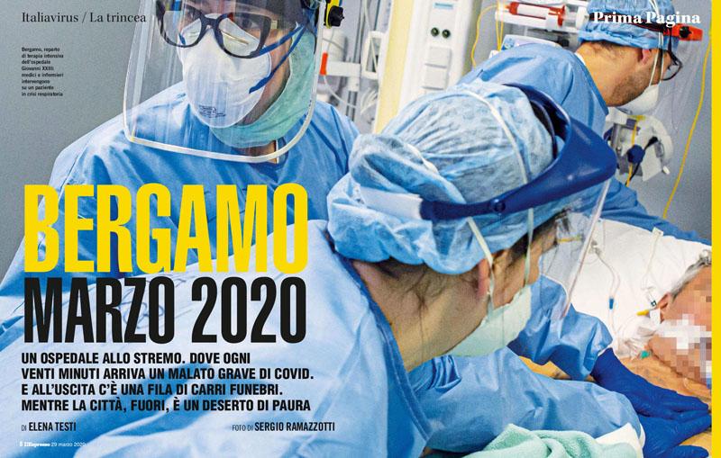 Nelle nostre mani | Italiavirus / La trincea | Bergamo. Marzo 2020 2