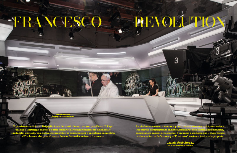 Vatican Media | Francesco Revolution 1