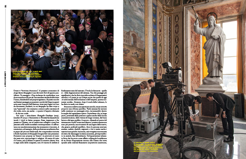 Vatican Media | Francesco Revolution 2