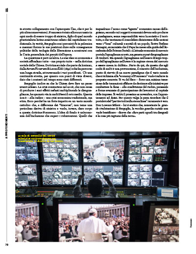 Vatican Media | Francesco Revolution 3