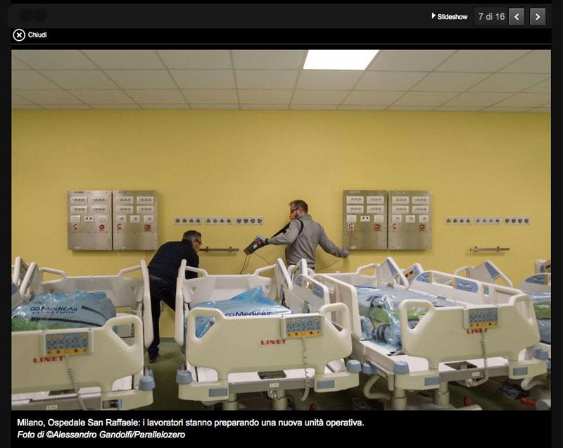 War Surgery: Italia, reparti in campo come in trincea 7