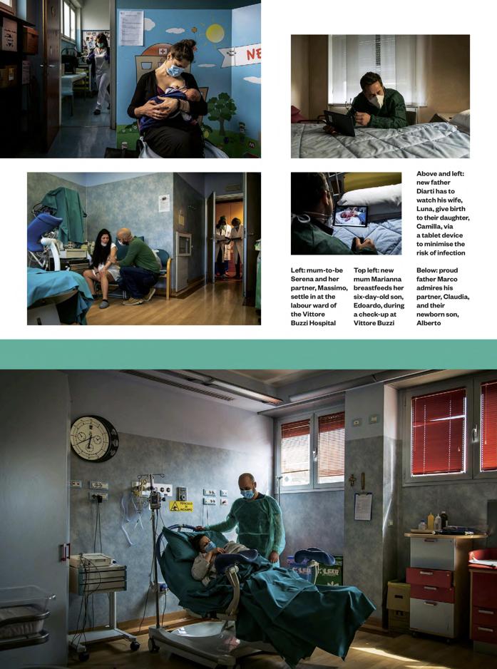 Coronavirus | Italy's maternity wards. Milan's mini miracles 3