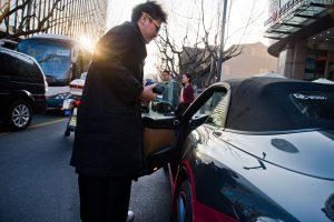 China – Rolls Royce Generation 1