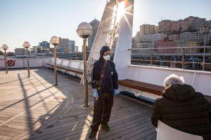 Italy, Genoa - The Lifeboat 1