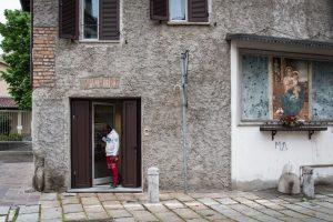 Italy - The Corona poor 1