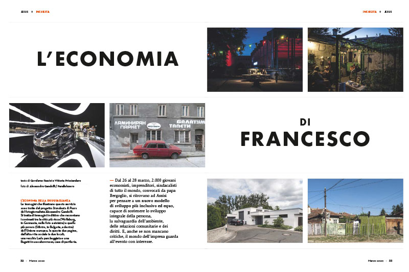 L'economia di Francesco 1