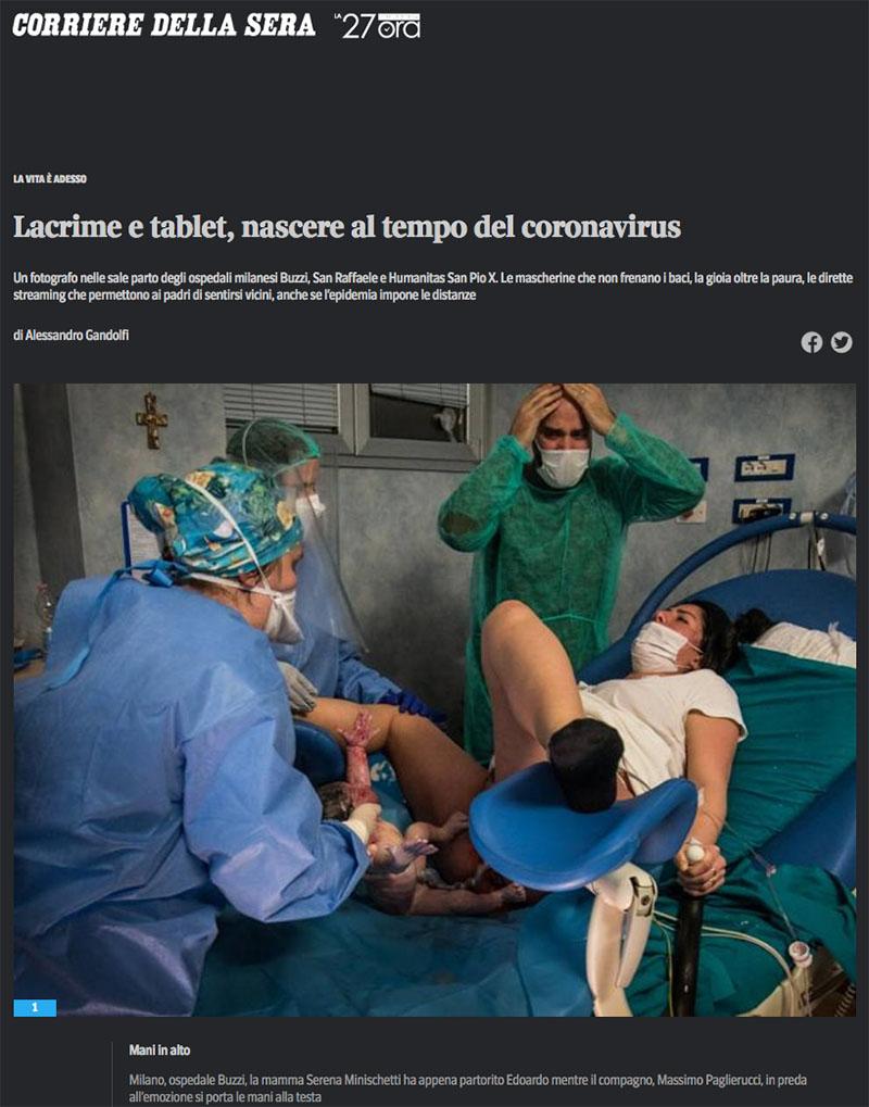 L'emergenza sanitaria | Lacrime e tablet. La vita è adesso 2