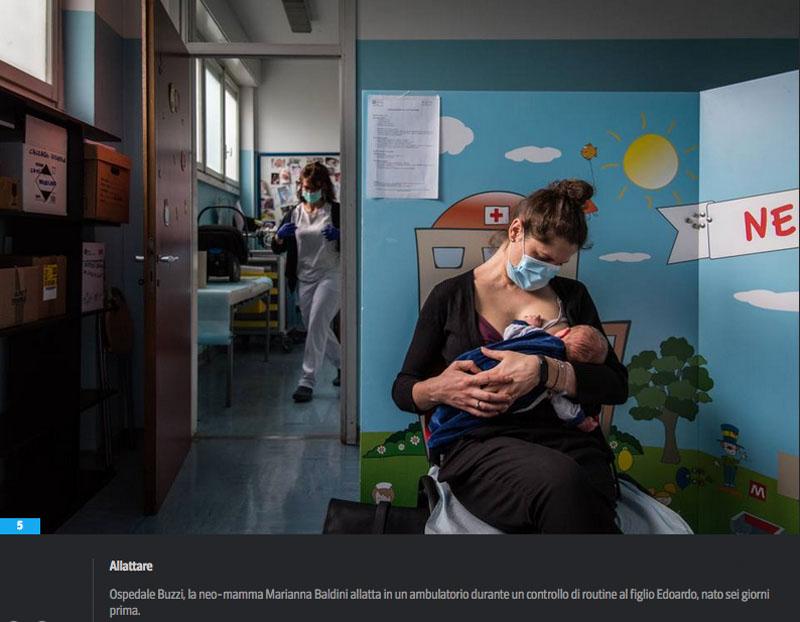 L'emergenza sanitaria | Lacrime e tablet. La vita è adesso 6