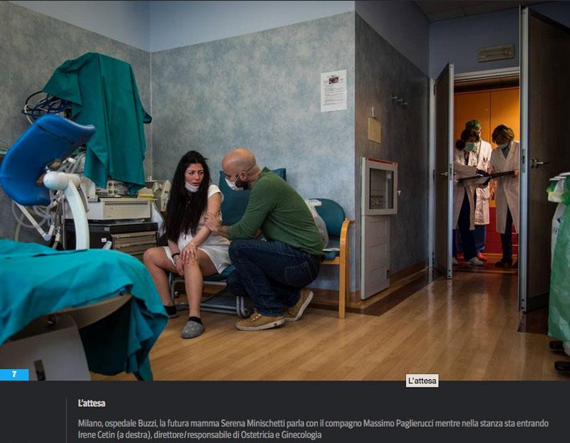 L'emergenza sanitaria | Lacrime e tablet. La vita è adesso 8