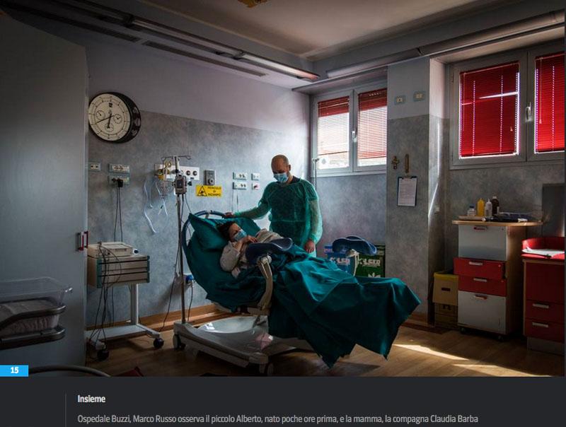 L'emergenza sanitaria | Lacrime e tablet. La vita è adesso 16