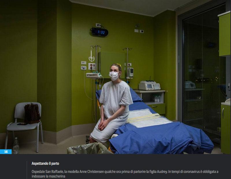 L'emergenza sanitaria | Lacrime e tablet. La vita è adesso 17