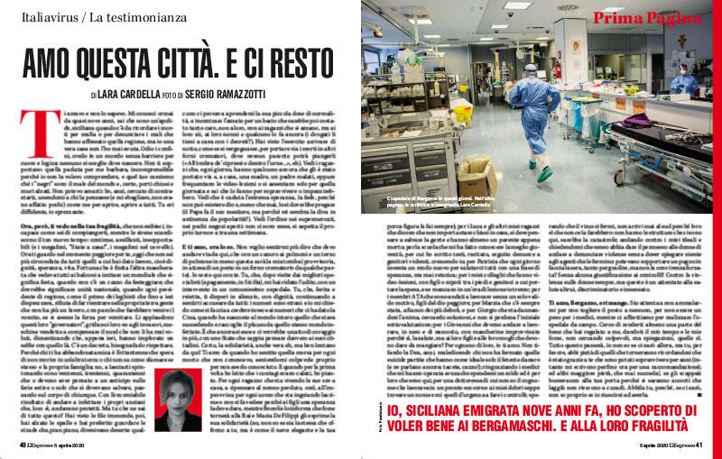 Italiavirus / Gli errori | Adesso Bergamo vuole giustizia 3