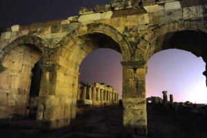 Hierapolis, the Roman spa 1