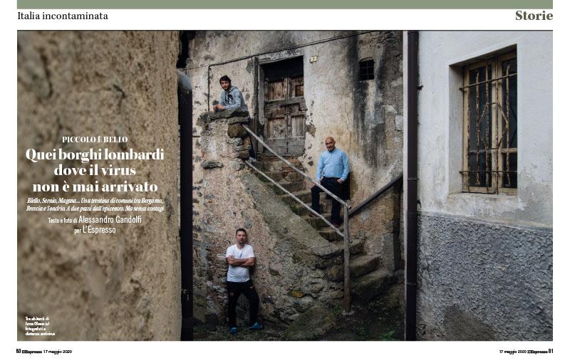 Italia incontaminata | Quei borghi lombardi dove il virus non è mai arrivato 1