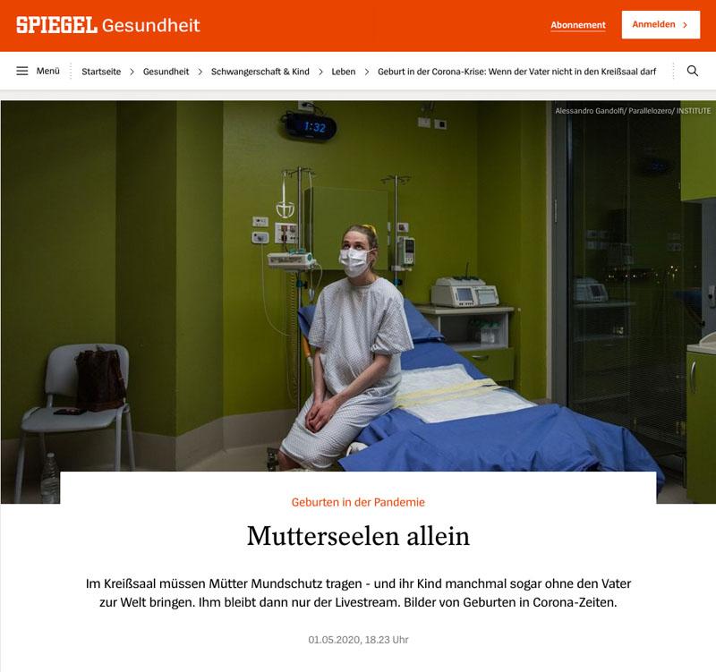Geburten in der Pandemie | Mutterseelen allein 1