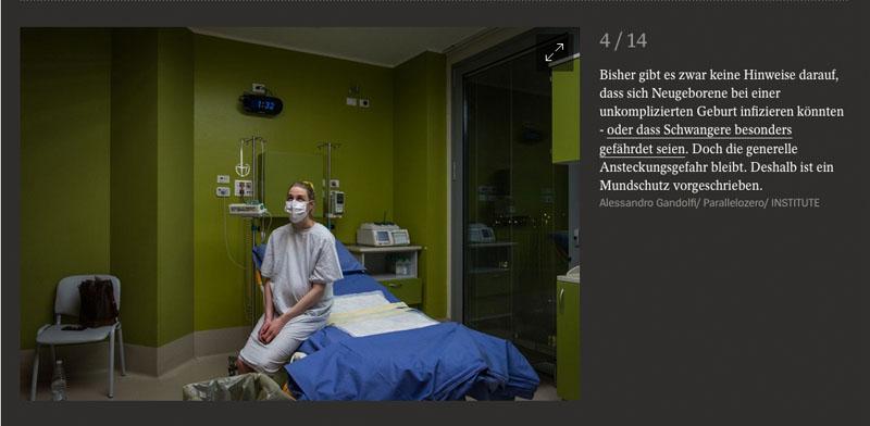 Geburten in der Pandemie | Mutterseelen allein 5