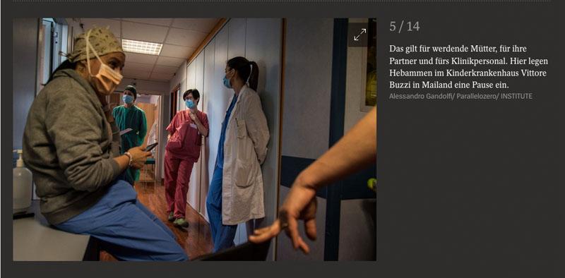Geburten in der Pandemie | Mutterseelen allein 6