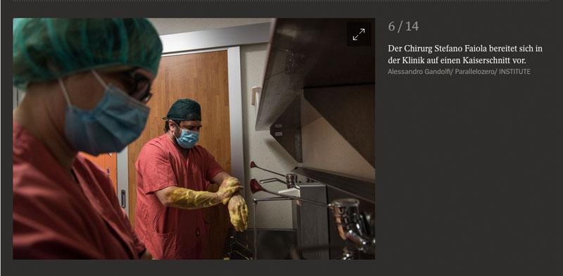 Geburten in der Pandemie | Mutterseelen allein 7