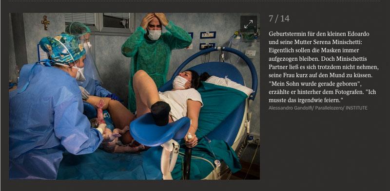 Geburten in der Pandemie | Mutterseelen allein 8
