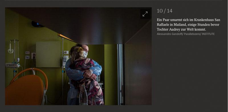 Geburten in der Pandemie | Mutterseelen allein 11