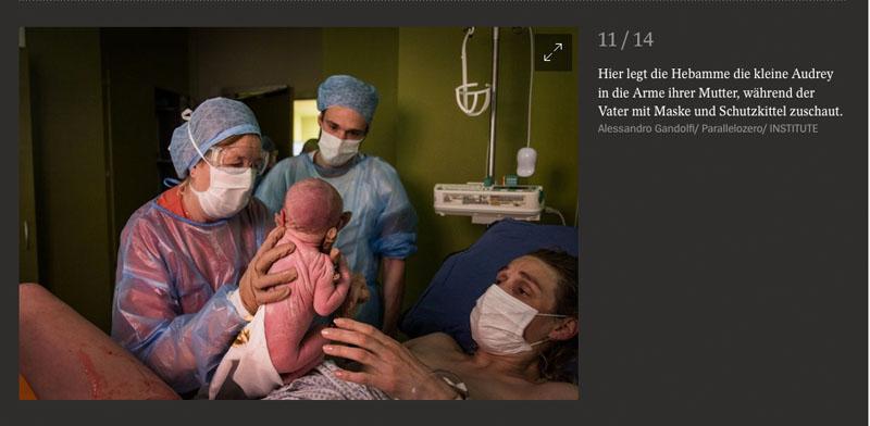 Geburten in der Pandemie | Mutterseelen allein 12
