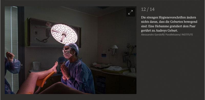 Geburten in der Pandemie | Mutterseelen allein 13