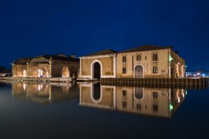 Italy - Arsenale, the secret Venice 1