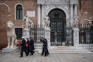 Italy - Arsenale, the secret Venice 1