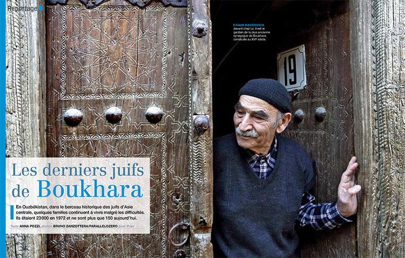 Uzbekistan | Les derniers juifs de Boukhara 1