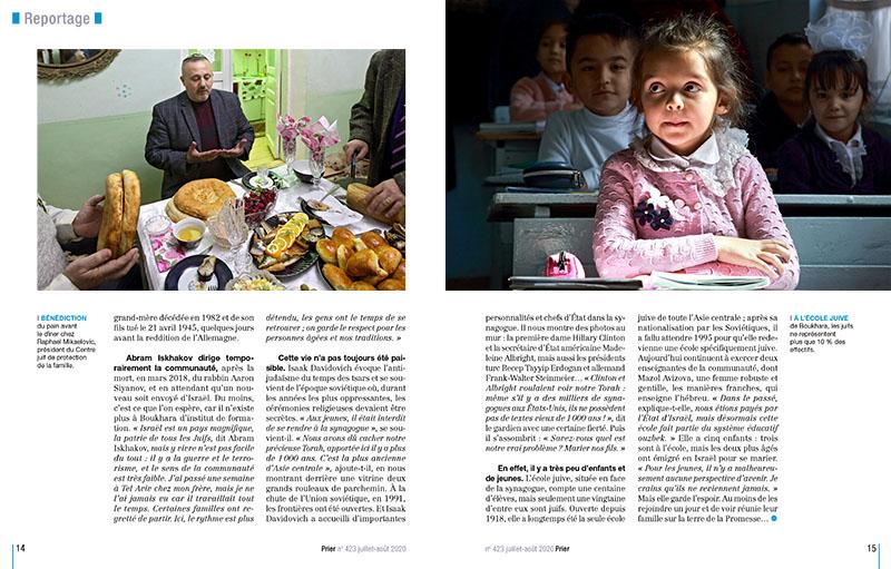 Uzbekistan | Les derniers juifs de Boukhara 4