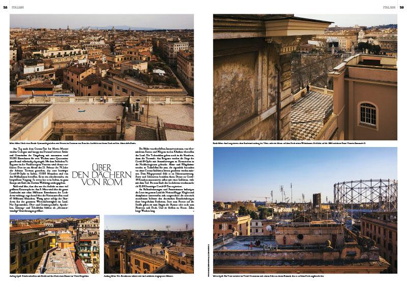 Lockdown | Über den Dächern von Rom 2