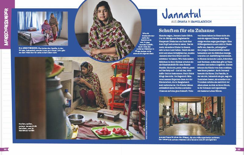 Jannatul aus Dhaka in Bangladesch 1